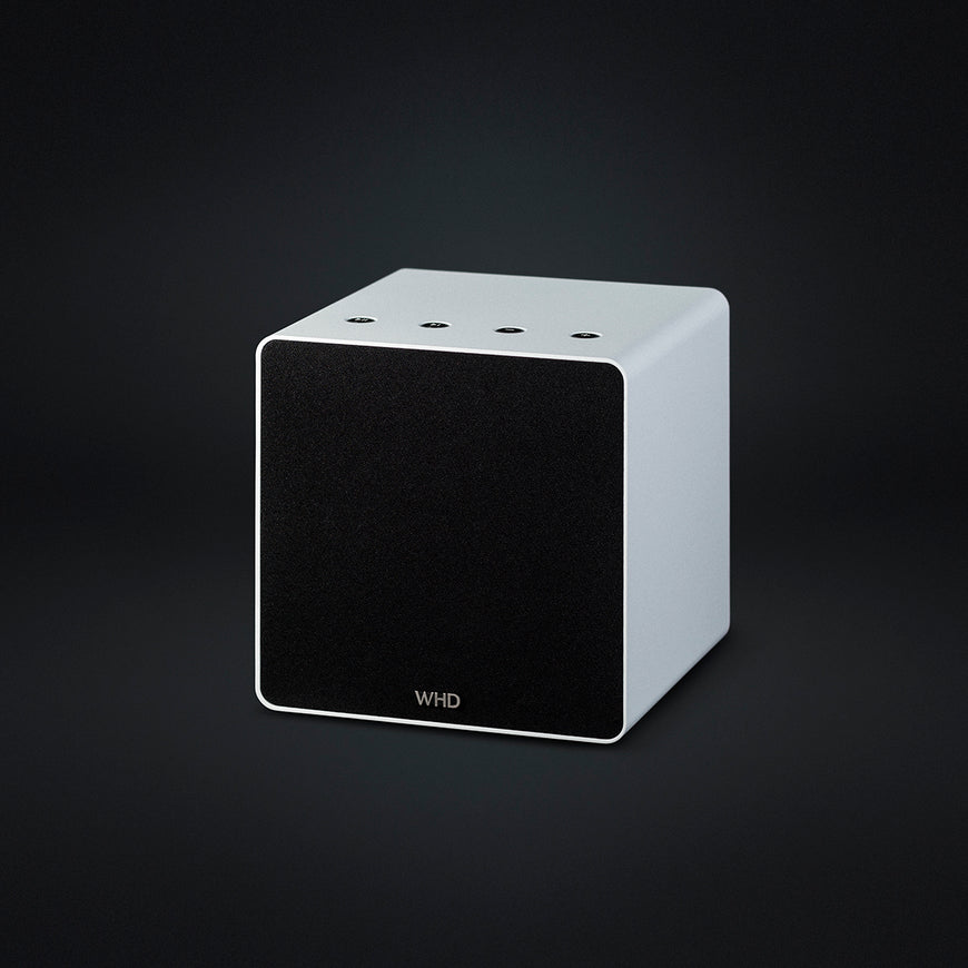 Qube XL - High End Streaming Lautsprecher aus Aluminium