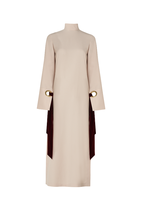 The Petra Twill Dress