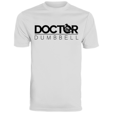 Doctor Dumbbell Athletic Tee