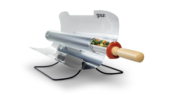 Thank the Sun! Let's Eat. Thanksgiving Dinner with GoSun Solar Cooker