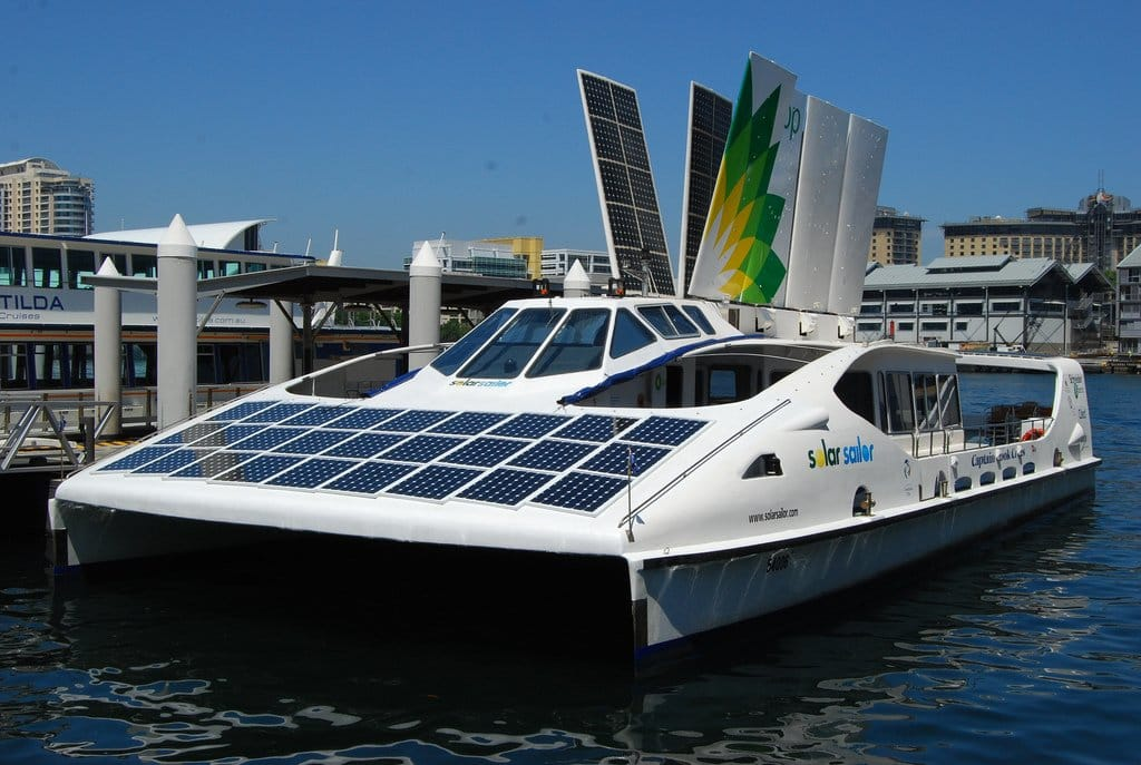 Solar Sporting Goods for Marine