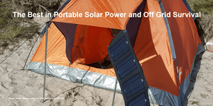 Solar Sporting Goods | Portable Foldable Solar Panel