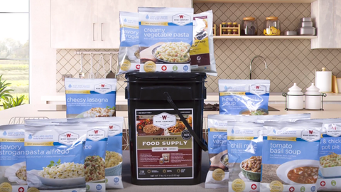 Wise Foods Meals Ready to Eat | MRE | Solar Sporting Goods
