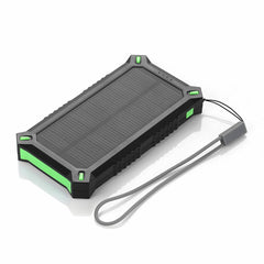 Portable Power Bank Charge Mobile Devices While Off Grid