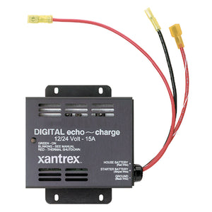 Xantrex Heart Echo Charge Charging Panel [82-0123-01]-Battery Chargers-Xantrex-Solar Sporting Goods