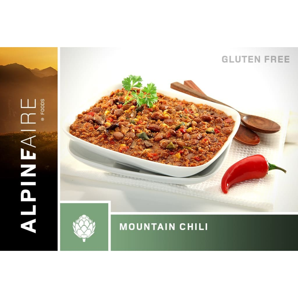AlpineAire Gluten Free All Natural Multi-Pack Meals Ready to