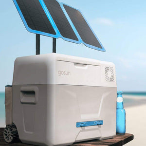 GoSun Chill Portable Solar Fridge Cooler with 144W Power