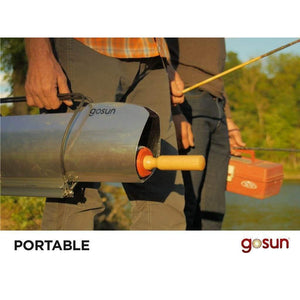 GoSun Sport: Portable Solar Cooker | Off Grid Survival Gear-Portable Cooking Stoves-GoSun-Solar Sporting Goods