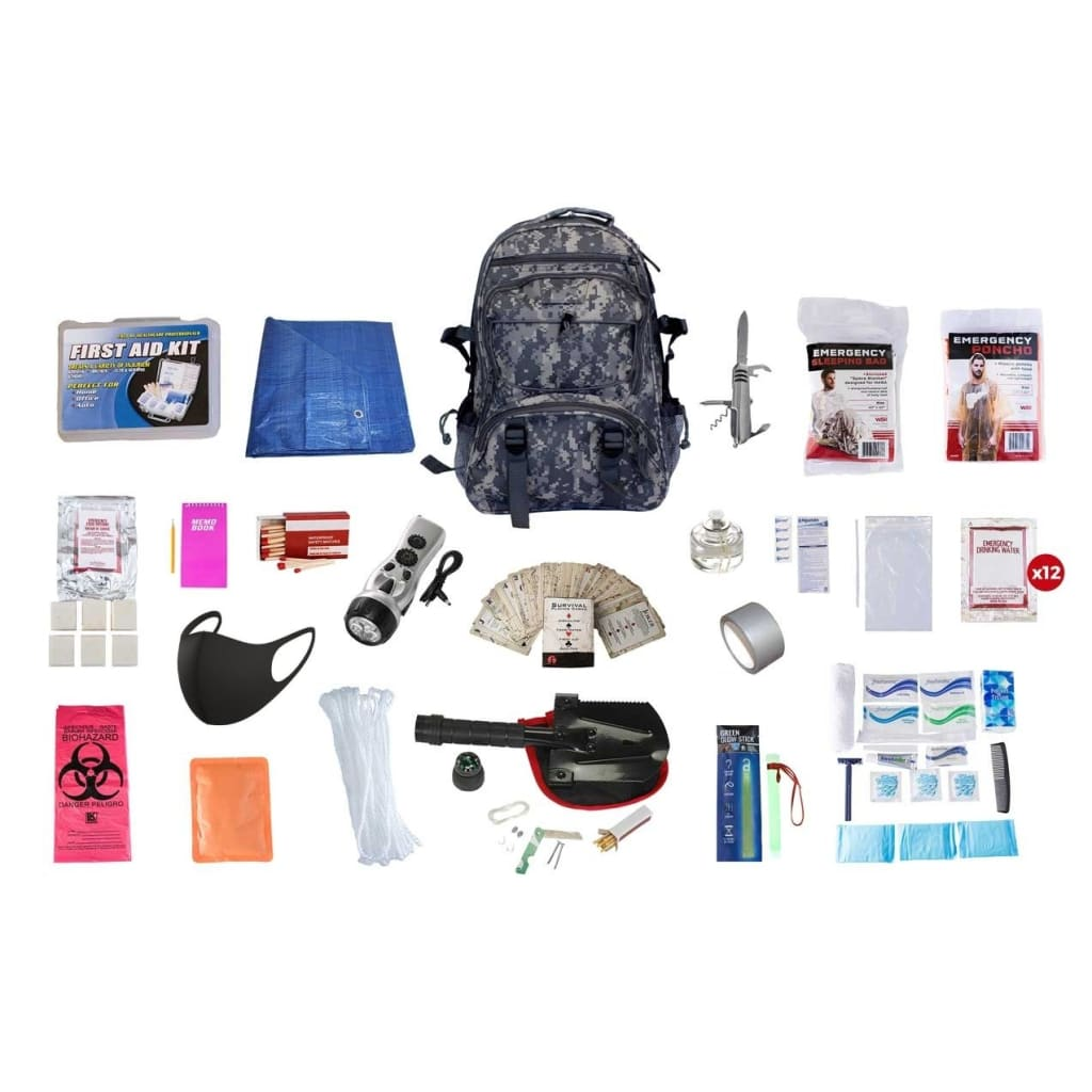 Hunter's Deluxe Survival Kit | Off Grid Survival Gear Emergency Kit-Emergency Tools & Kits-Guardian-Solar Sporting Goods