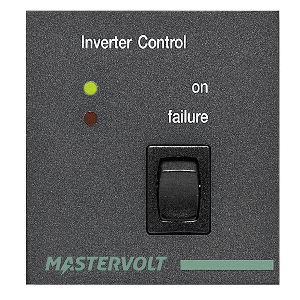 Mastervolt C4-RI Remote - ON-OFF Inverter Switch-Accessories-Mastervolt-Solar Sporting Goods