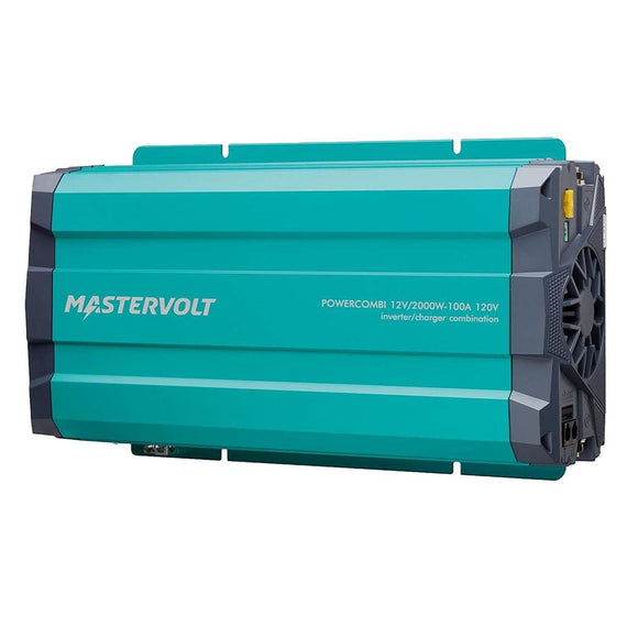 Mastervolt PowerCombi Pure Sine Wave Inverter/Charger - 12V
