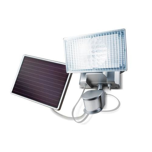 MAXSA Off Grid 150 LED 788 Lumina Solar Powered Security Floodlight-Flood & Spot Lights-MAXSA Innovations-Solar Sporting Goods
