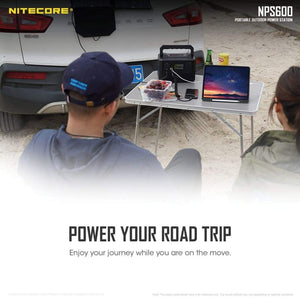 Nitecore NPS600 55AH 594WH Lithium Ion Portable Solar Power