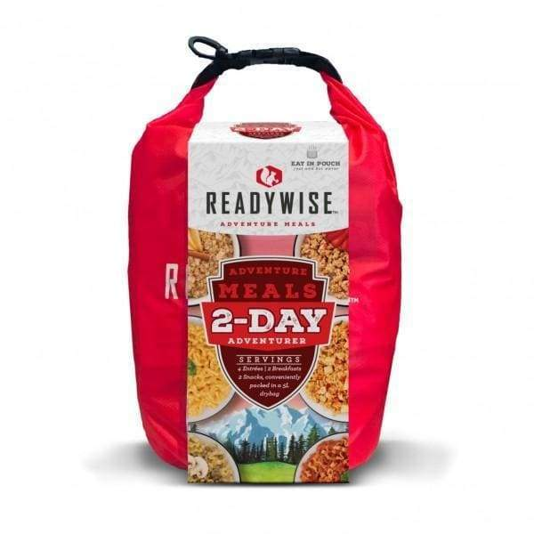2 Day Adventure Kit with Dry Bag | MRE Kit | Wise Company-Emergency Food Kits-Solar Sporting Goods