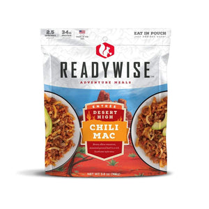 Wise Foods Case Desert High Chili Mac with Beef (6 Pack) -