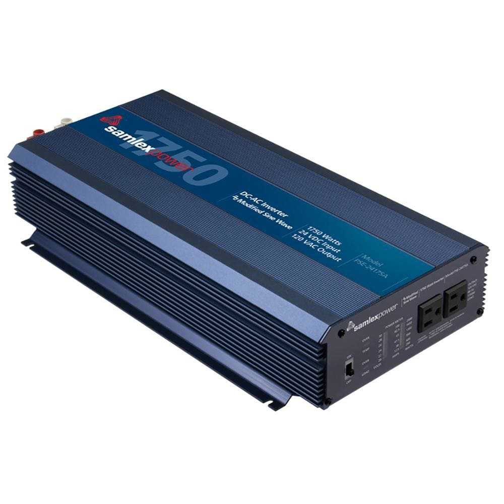 Samlex 1750W Modified Sine Wave Inverter - 24V-Inverters-Samlex America-Solar Sporting Goods