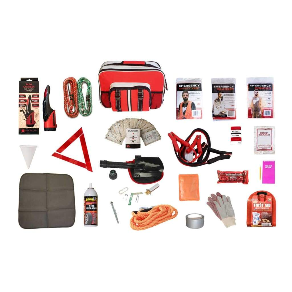 Ultimate Auto Kit | Off Grid Survival Gear Emergency Kit-Emergency Tools & Kits-Guardian-Solar Sporting Goods