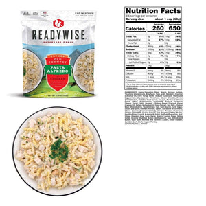 Wise Foods Case Pasta Alfredo With Chicken (6 PACK) -