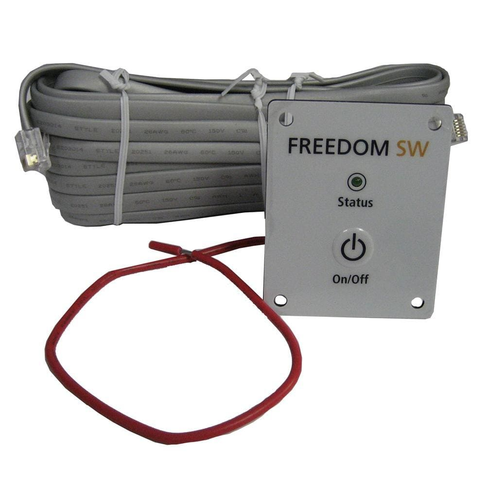 Xantrex Remote On-Off Switch f-Freedom SW Series [808-9002]-Inverters-Xantrex-Solar Sporting Goods