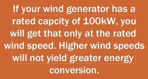 Wind Rated Speed Tip
