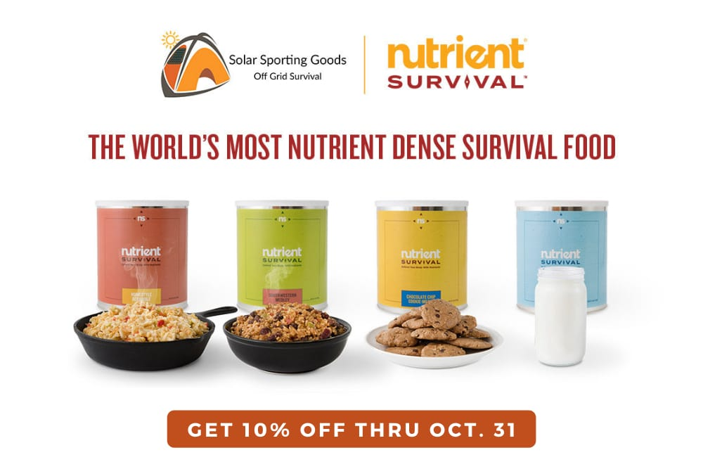 NUTRIENT SURVIVAL
