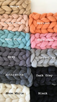 Chunky Blanket - Special