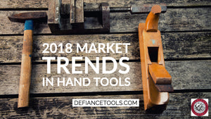 2018 Market Trends in Hand Tools