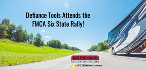 Defiance Tools Attends the FMCA Six State Rally!