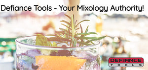 Defiance Tools - Your Mixology Authority!