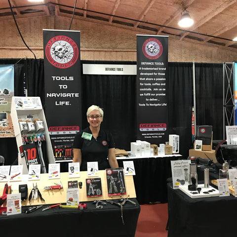 Defiance Tools attends FMCA Six State Rally