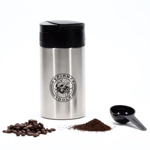 Defiance Tools On-The-Go Insulated Coffee Press