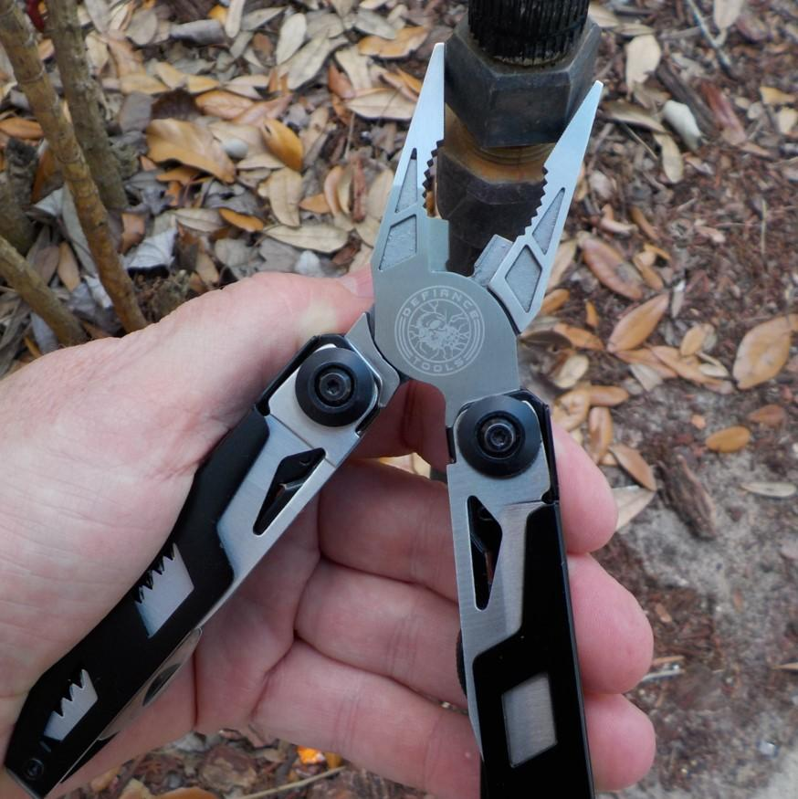 Defiance Tools EDC Pliers – 16 Tools In 1 a must-have EDC gadget