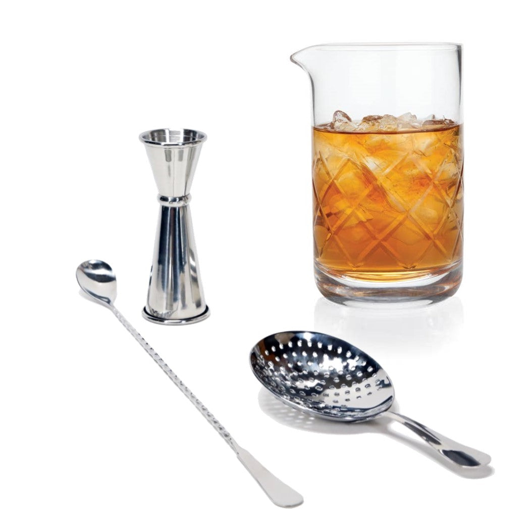 Professional Cocktail Mixologist Set - Stirred