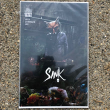 "SINK #4 ""Big Pete's"" Vigilante Variant [Only 200 Copies Printed]"
