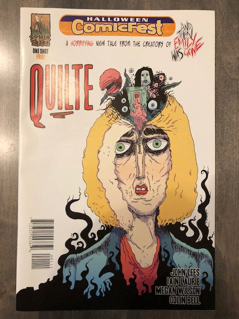 QUILTE #1 Halloween ComicFest One-Shot