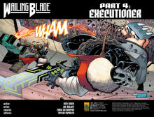 WAILING BLADE #4: Executioner - AB Sets [First Printing]