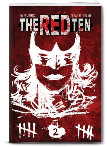 THE RED TEN Volume 2