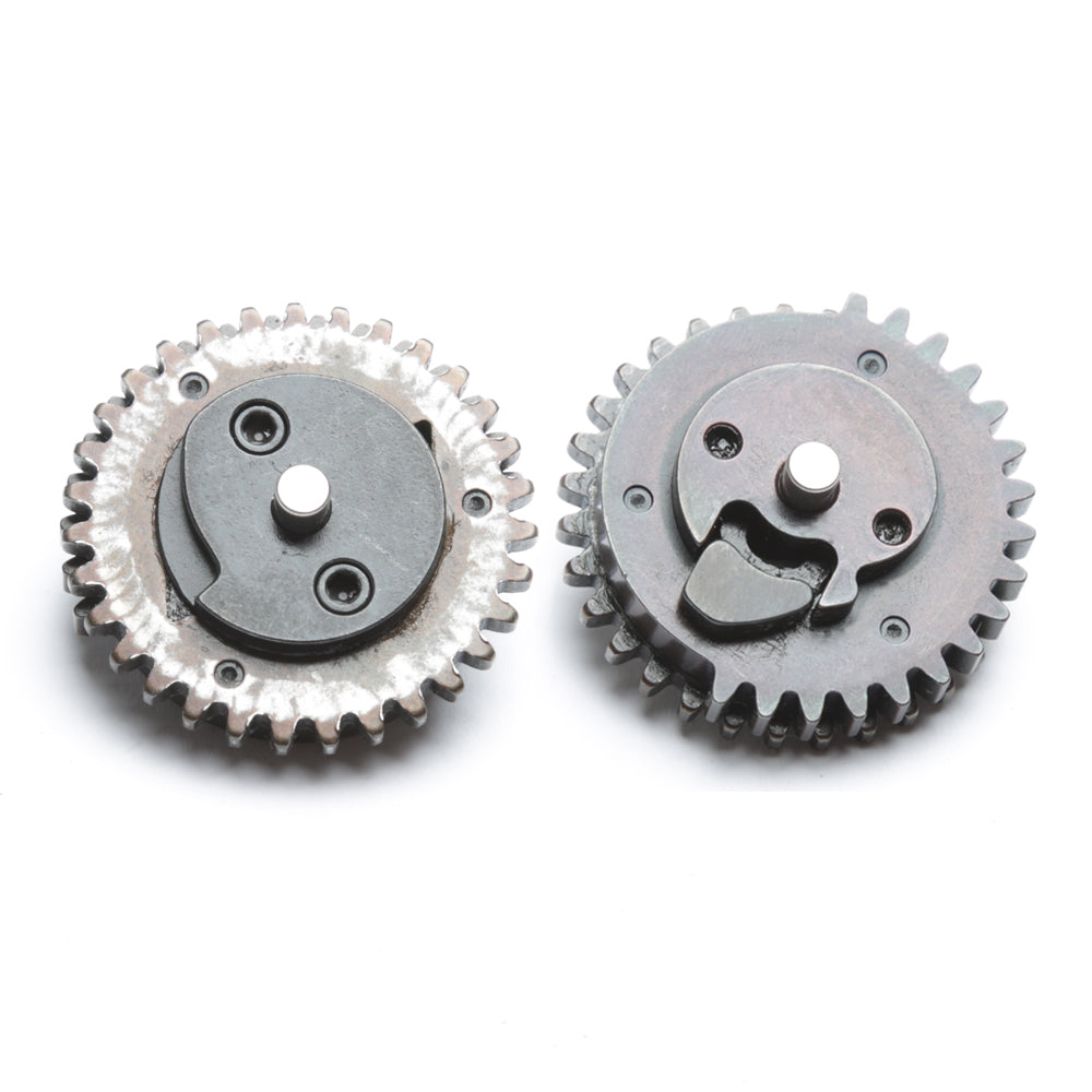 MIM and CNC New Gen Gear Set BEVEL Gear SPUR Gear Set DAS GDR 15 M4A1 Airsoft Gun