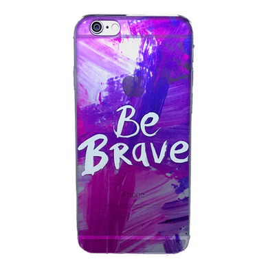 Funda para celular iPhone - Be brave