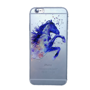 Funda para celular iPhone - Caballo 2