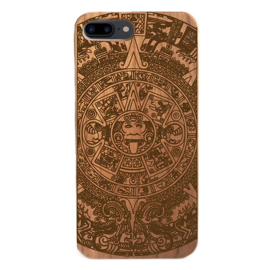 Calendario Azteca - iPhone 6 Plus, 7 / 8 Plus