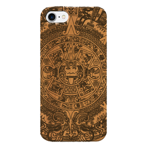 Calendario Azteca - iPhone 5, 6, 7 / 8