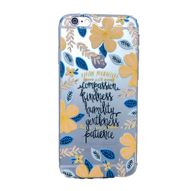 Funda para celular iPhone - Compassion, kindness