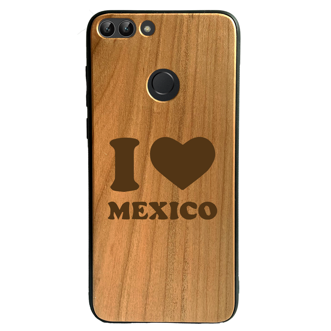 I Love México - Huawei P-Smart