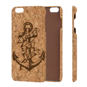 Funda para celular de corcho - Lost at Sea