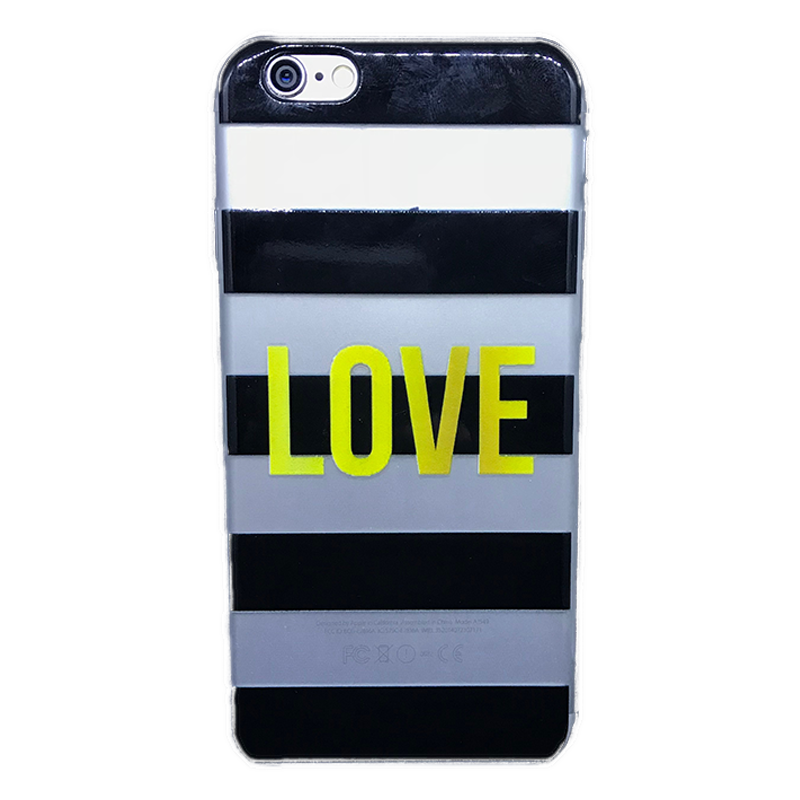 Funda para celular iPhone - Love