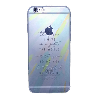 Funda para celular iPhone - The pain I give