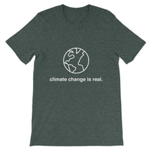 Climate Change is Real T-Shirt - Plump Trump
