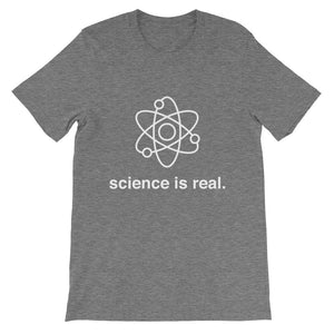 Science Is Real T-Shirt - Plump Trump