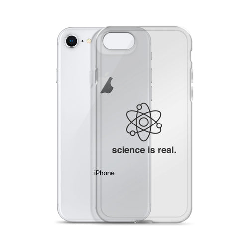 Science is Real iPhone Case